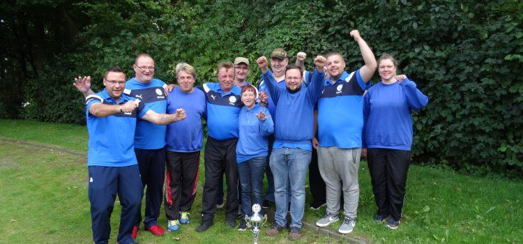 BGSC siegt erneut in Wanne und holt den Staffelsieg